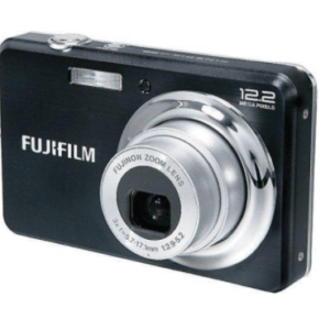 Appareil photo Compact Fujifilm FinePix J30 noir compact - 12.2 MP - 3x zoom optique