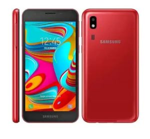 Samsung Galaxy A2 Core - Double sim 16 Go Rouge