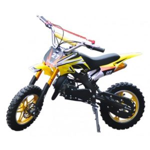 Moto Cross Apollo 49cc à partir de 4 ans.